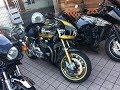 ナイトロレーシングサウンドを聞け 2006 カワサキ・ゼファー1100   ZR1100 2006 Kawasaki ZEPHYR1100 富山県 フルカスタム NITRO RACING