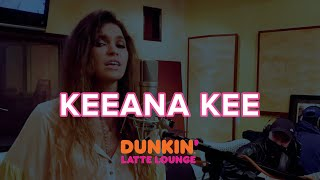 Keeana Kee Performs At The Dunkin Latte Lounge