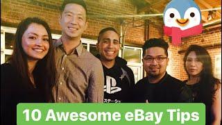 10 Tips in 10 Minutes to Crush eBay in 2018!