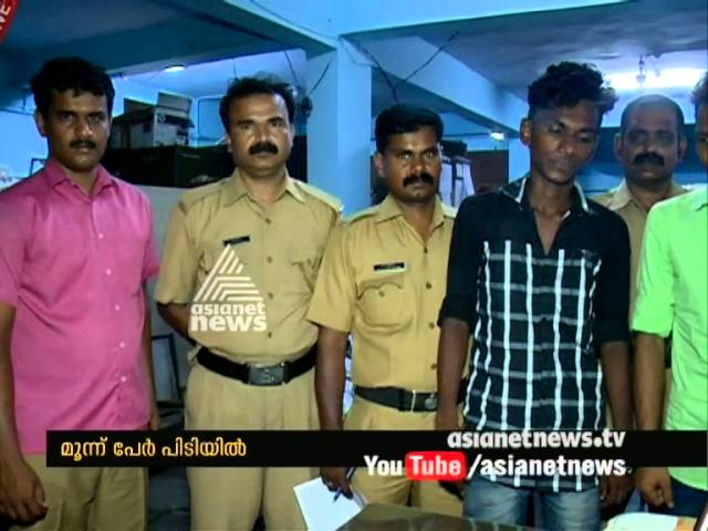 2.5 KG Ganja and 124 packets of tobacco products caught by Palakkad Excise Squad