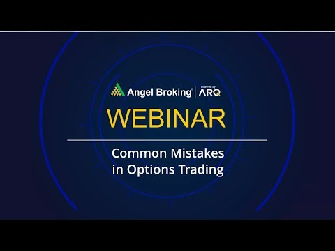 Common Mistakes in Options Trading by Mr. Amar Singh