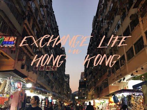 EXCHANGE STUDENT IN HONG KONG - CINEMATIC VLOG #1
