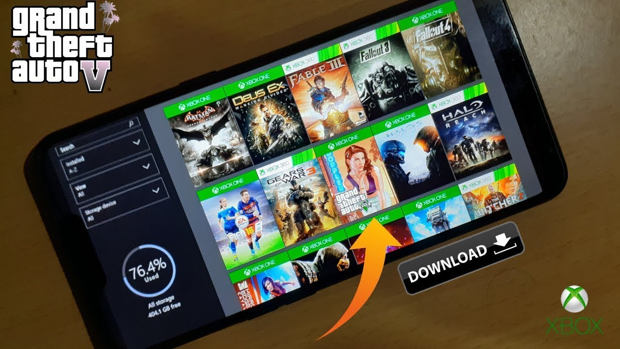 android emulator on xbox one