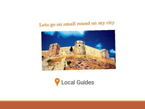 TOUR FOR LOCAL GUIDE ABOUT GAZIANTEP