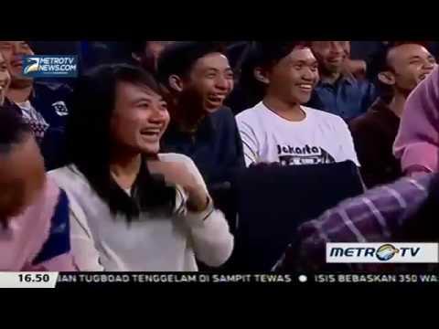 Video Stand Up Comedy Show Fajar Nugra, Ada Fulus Jalan Mulus Metrotvnews com   YouTube