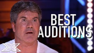 BEST AUDITIONS On The X Factor 2018! | X Factor Global thumbnail