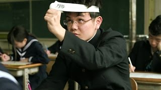 第3話『カンニングの神』ストーリー> クラス一の秀才は、実はカンニン...