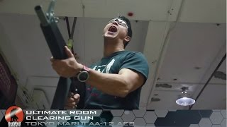Tokyo Marui AA-12: Ultimate Room Clearing Gun – RedWolf Airsoft RWTV