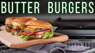 How To: Garlic Aioli Butter Burgers | Steelmade Flat Top