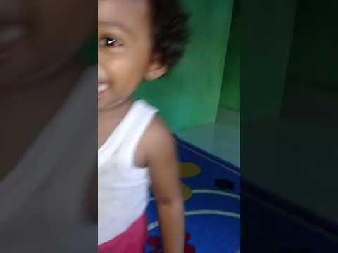 Bayi negro joged papua