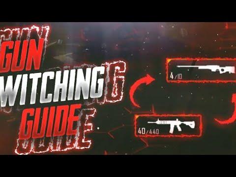 Gun Changing Drill - PUBG MOBILE