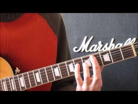 Rocket queen Izzy Stradlin Guitar Cover