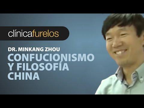Confucionismo y filosofía china - Dr. Minkang Zhou
