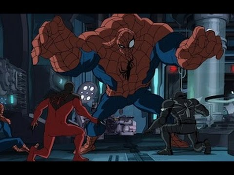 New Movie Ultimate SpiderMan Episodes in English - Return ...