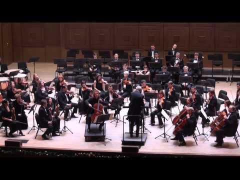 Nino Rota Cello Concerto Denis Shapovalov Novosibirsk Philharmonic