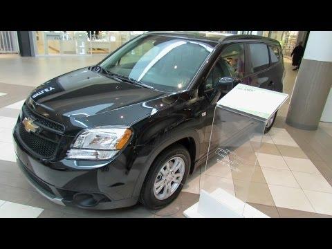 2012 Chevrolet Orlando LT Interior and Exterior - Carrefour Laval, Quebec, Canada