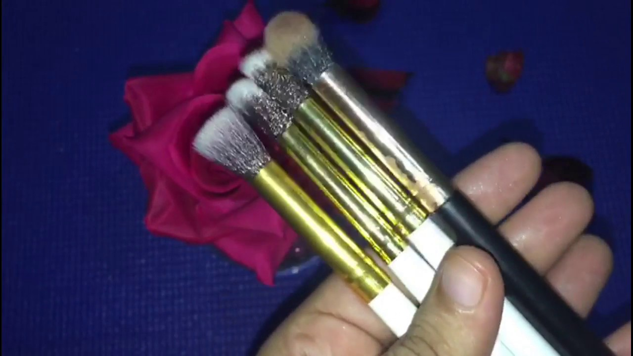 lap cos eye brushes review