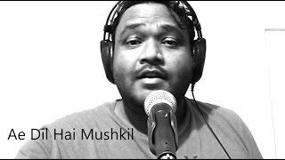 Ae Dil Hai Mushkil | Pritam | Arijit Singh | Ranbir Kapoor | Piano Cover By Amit Kachhap