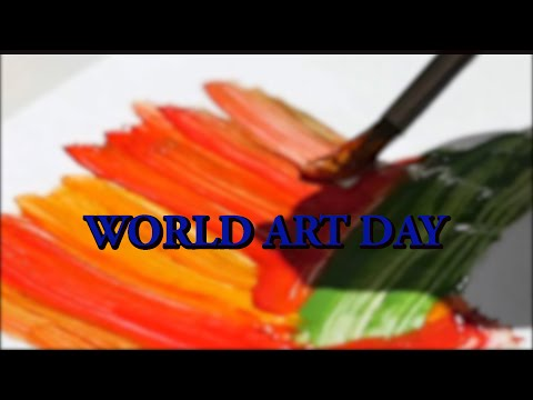 PATV World Art Day - Great Neck South High School