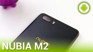 Nubia M2, recensione in italiano
