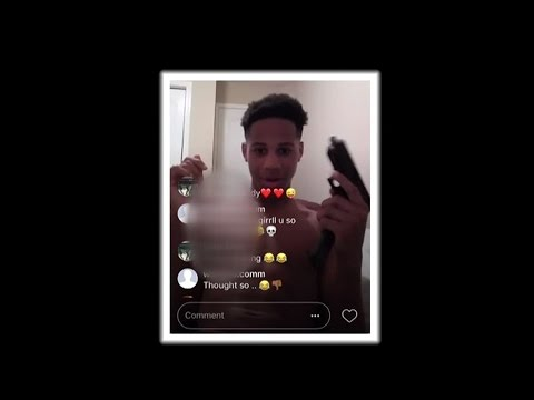 Kid Kills Himself On Instagram Video Liveleak