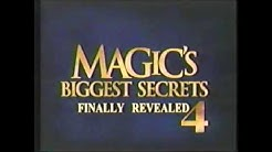 Unmasking the Masked Magician: Magic's Biggest Secrets Finally Revealed 4 (Fox 1998)