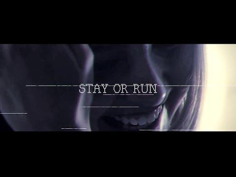 Oriana - Stay Or Run - English/Español [ Lyric Video ]
