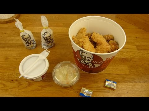 KFC - Kentucky Bucket
