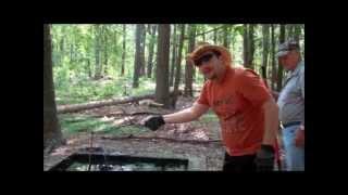 Treasure Hunting in Snake Land, Louisiana