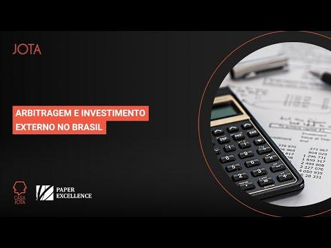 Arbitragem e investimento externo no Brasil   29/01/2021
