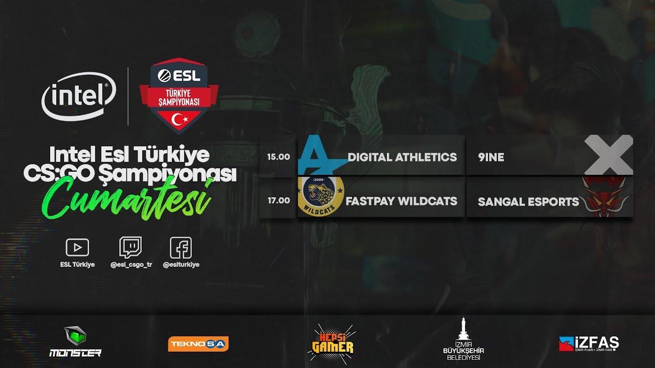 🔴CANLI: Intel ESL Türkiye Şampiyonası | 2020 Yaz Sezonu 5. Hafta 1. Gün Karşılaşmaları