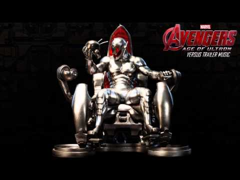 Avengers: Age Of Ultron - No Strings On Me (Ultron's Theme) - Trailer Music (FULL TRAILER VERSION) streaming vf