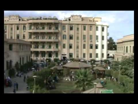 Cairo University Campus