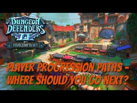 DD2 Progression Paths - Where Should You Be Playing?