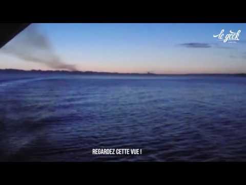 Un touriste filme le jour et la nuit en même temps en Alaska !