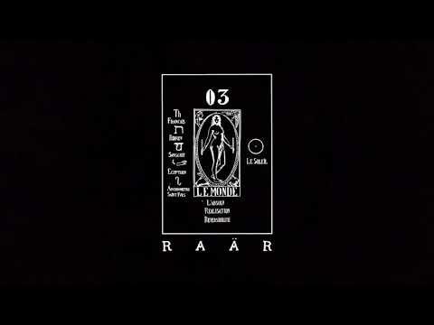 Raär - Le Monde [VAEREL003]