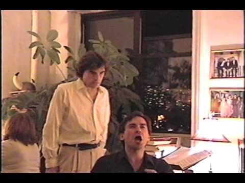 Verdi Otello Act 2 Duet Si Pel Ciel