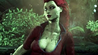 Batman Arkham Asylum Gameplay German - Spuren von Poison Ivy