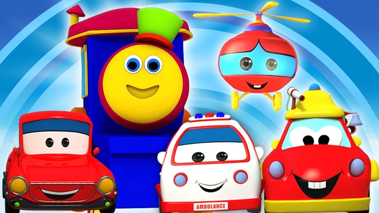 Download Bob den Zug Transport abenteuer   Modi der Transporte   lernen Fahrzeuge   Bob Transport Adventure