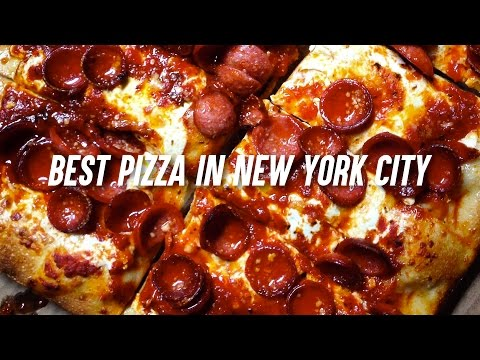 The Best Pizza In NYC | The Digitals