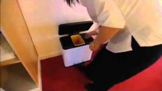 Waste management in hotels – Recycling (Greek)