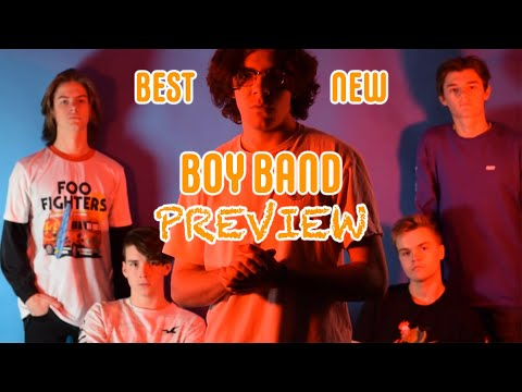 BEST NEW BOY BAND?! (PREVIEW - Trybe)