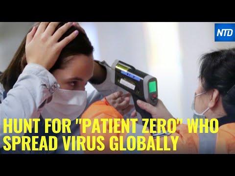 "Hunt for ""patient zero"" who spread coronavirus globally   NTD"