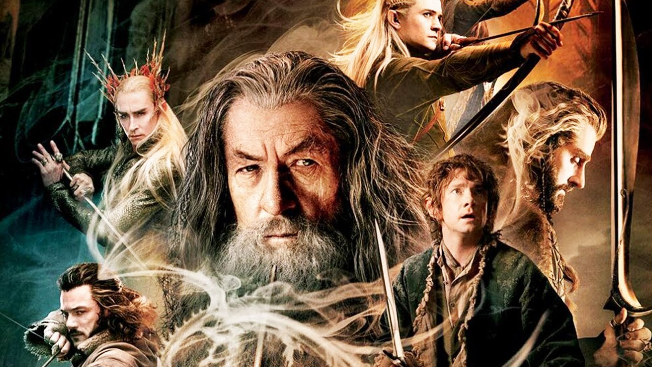 The Hobbit Desolation Of Smaug Trailer 3 Sneak Peek 2013 Movie Official Hd Youtube