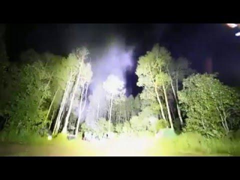 Potentes luces linterna led 1000w watts mil wats de for Linterna de led potente