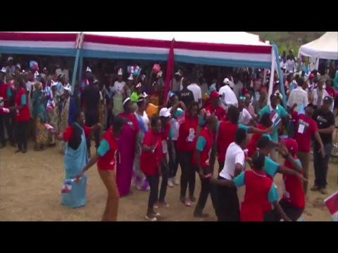 RPF Presidential Campaign | Gicumbi-Rutare, 01 August 2017