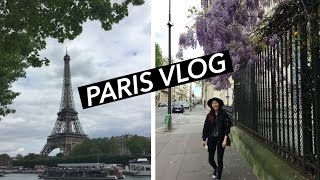 Paris Vlog #1 | Obligatory Touristy Things in a DAY!
