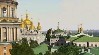 Киево-Печерская Лавра, часть 1(Киево-Печерская Лавра берет свое начало в 1051 году, когда монах Антоний поселился в этих местах в вырытой..., 2013-01-04T09:43:18.000Z)