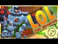New Brawl Stars LOL Funny Moments fails and trolls #4 in Robo Showdown!