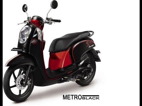 New Honda Scoopy FI 2013 - HARGA & SPECS - Honda Scoopy ...